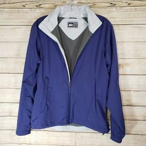 REI Rain Jacket Like New Size S